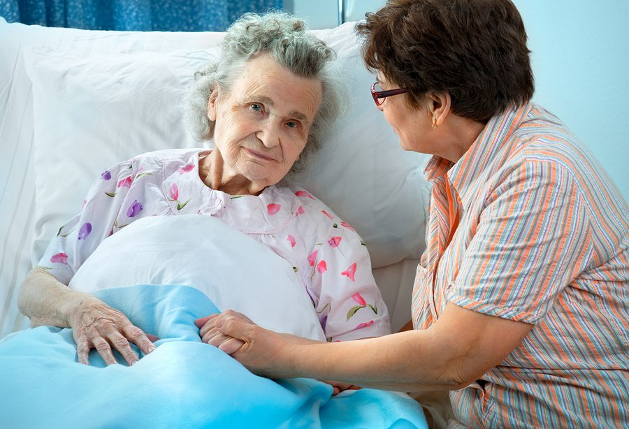 End-of-Life Care in Upper Darby PA: How Can End-of-life Care Help an Elderly Loved One with Alzheimer's Disease Manage Pain?