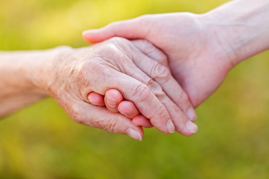 Palliative Care in Yardley PA: What Can You Do for Your Senior's Skin as She Nears the End of Her Life?
