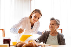 Nutrition and End-of-life Considerations